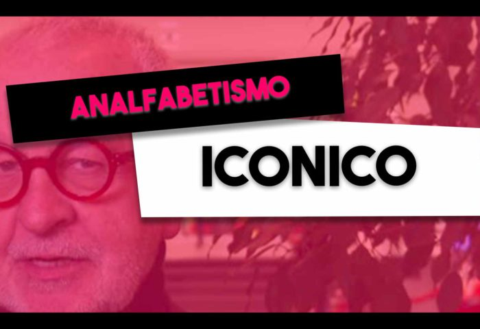 analfabetismo iconico