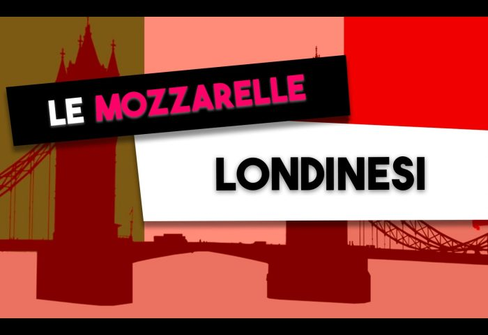 mozzarelle londinesi